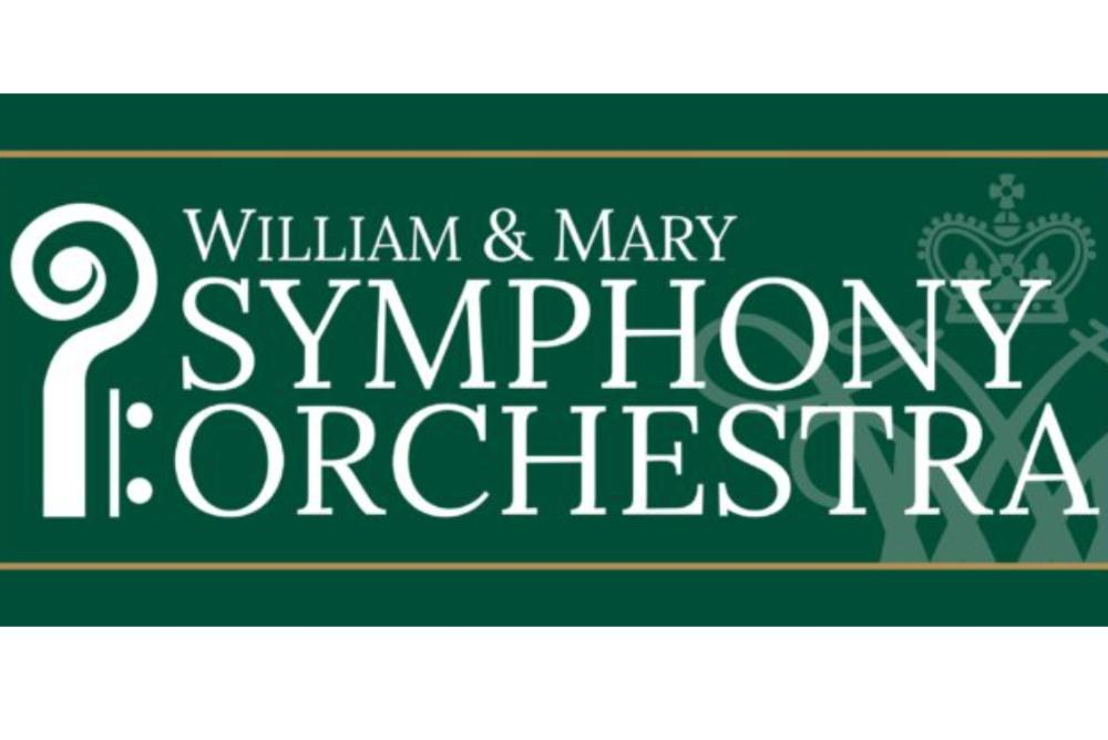 William & Mary Symphony Orchestra Logo