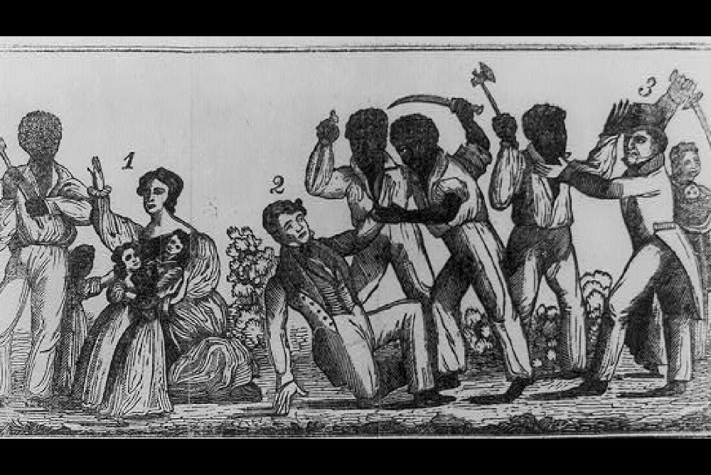 Nat Turner Slave Rebellion