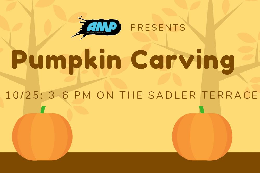 AMP / Pumpkin Carving