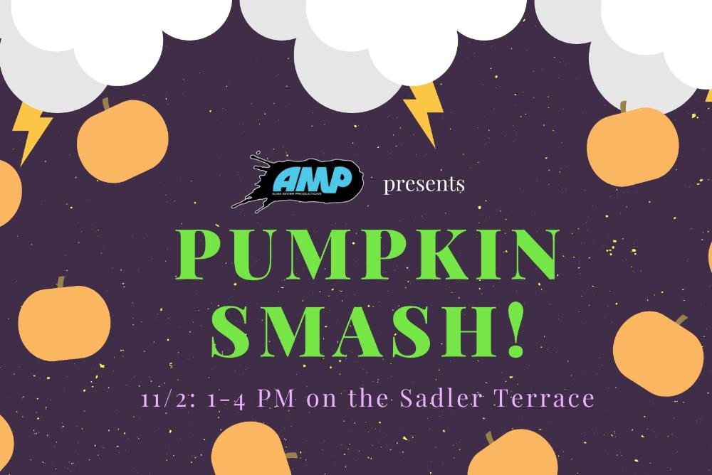 AMP / Pumpkin Smash