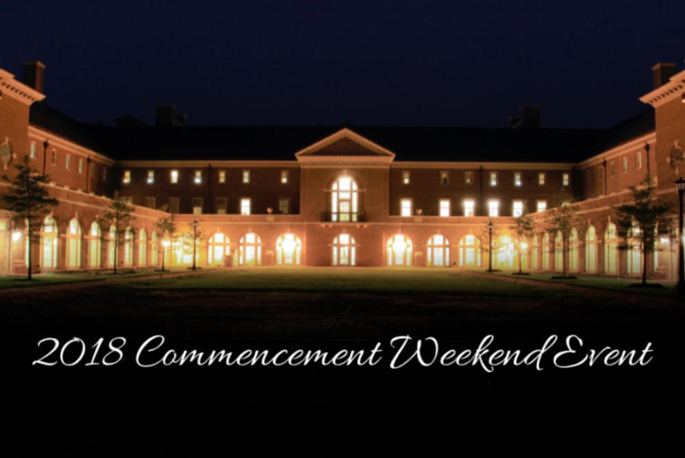 W&M Commencement 2018 Event