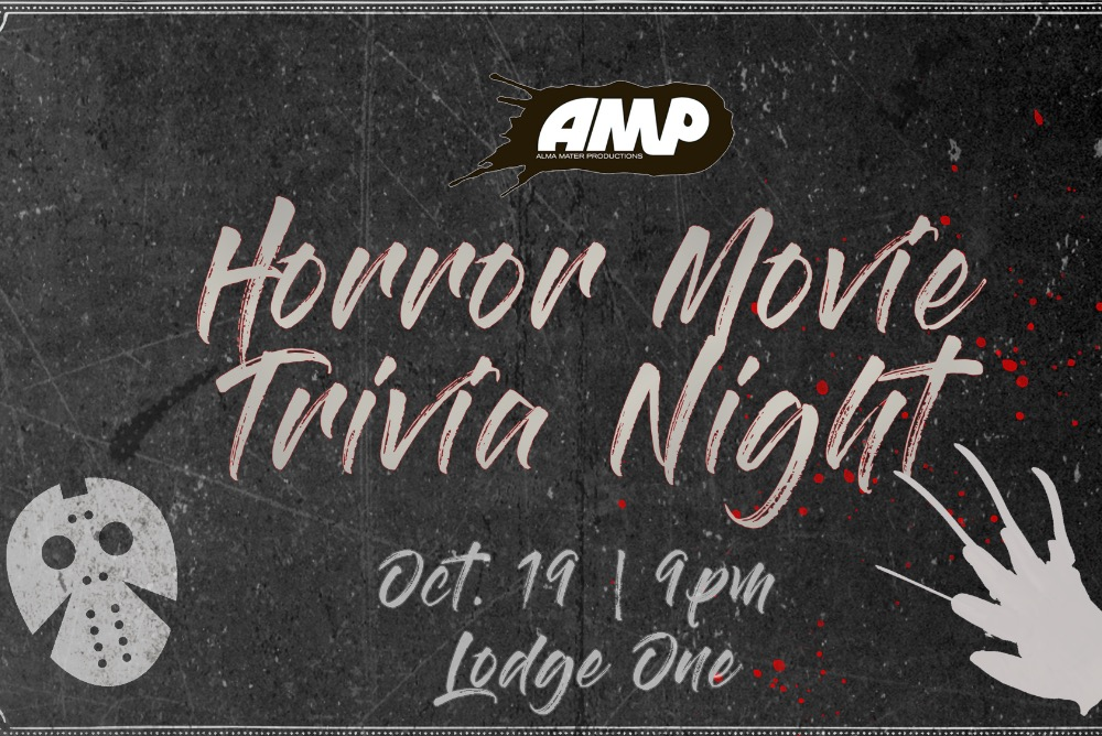 Horror Movie Trivia Night