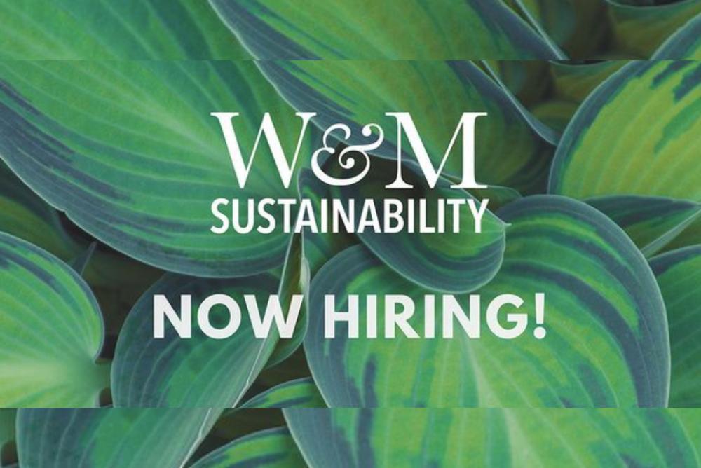 W&M Sustainability