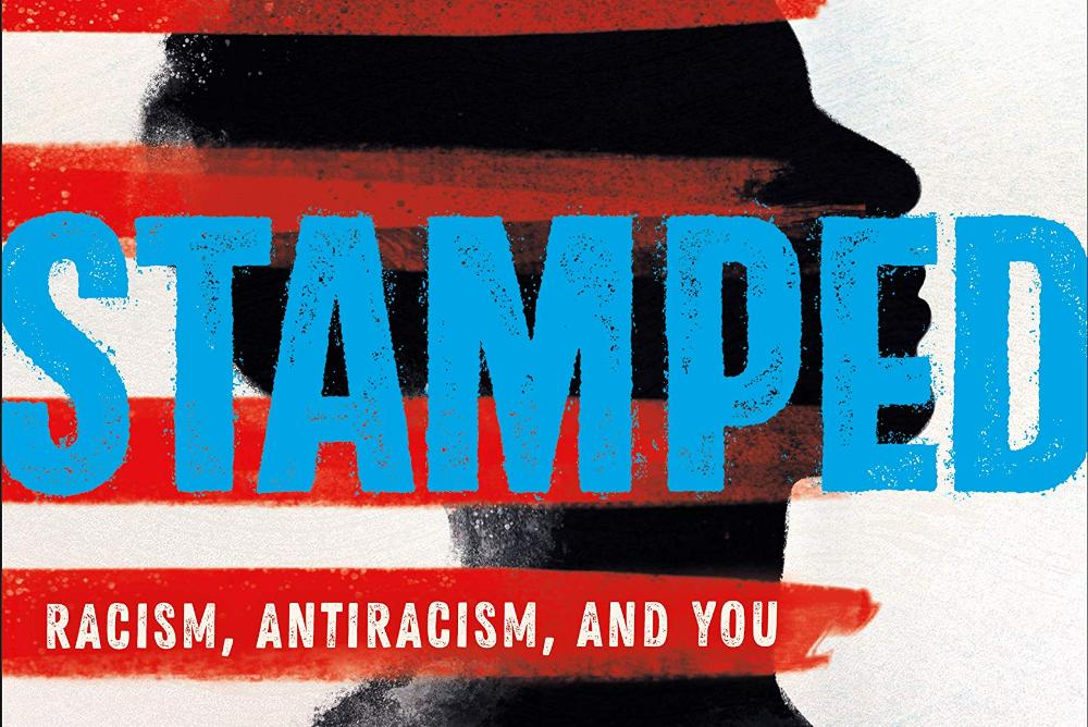 book cover of Stamped