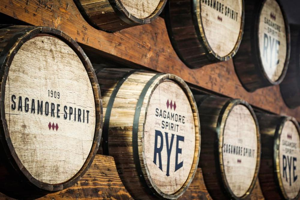 sagamore, distillery