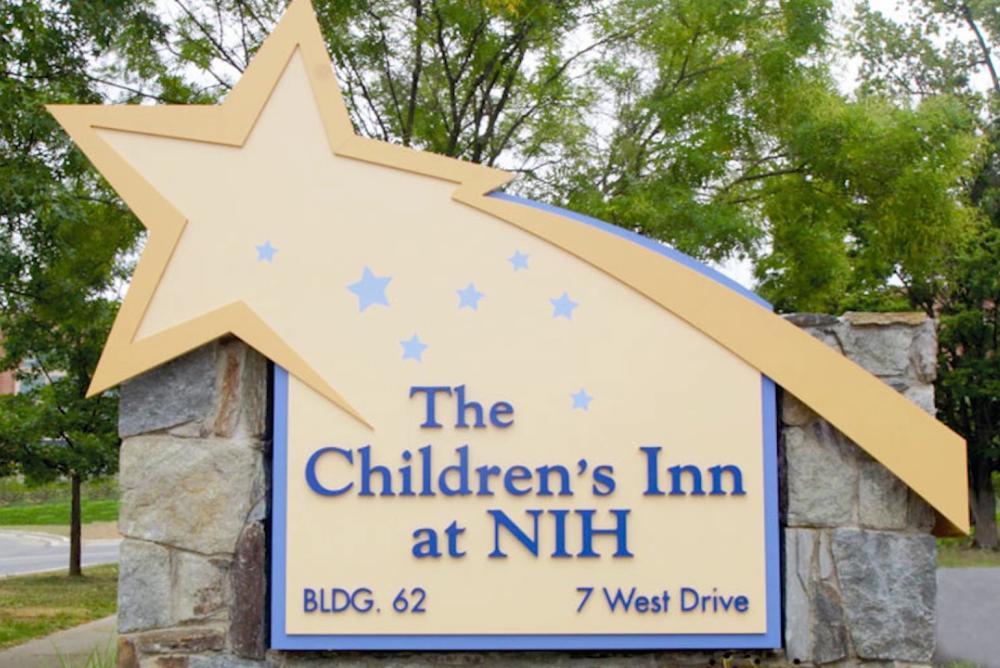 children's inn, volunteer