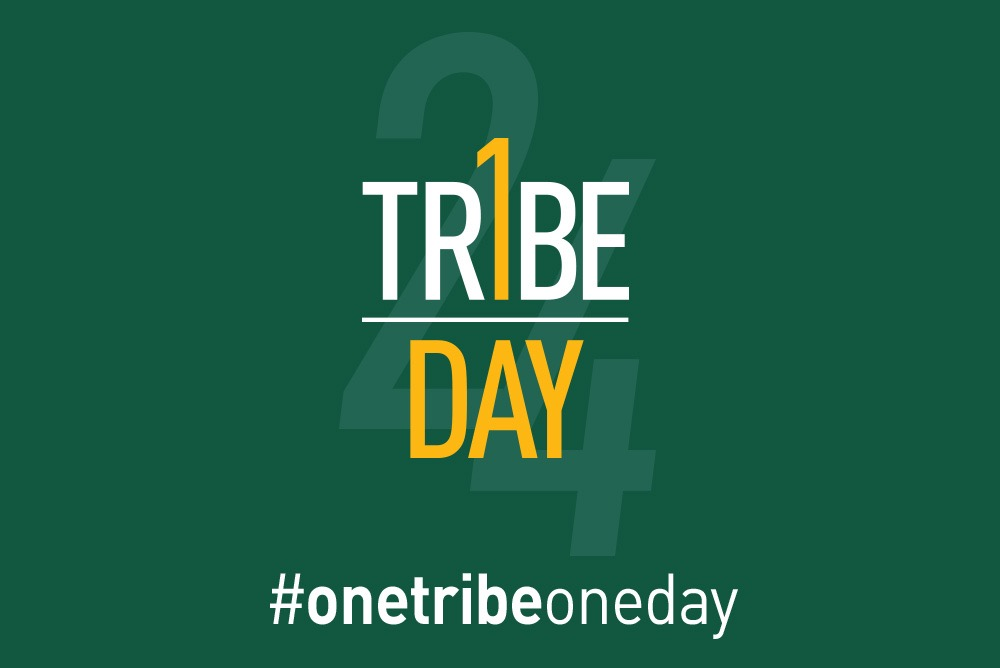 One Tribe One Day #OneTribeOneDay