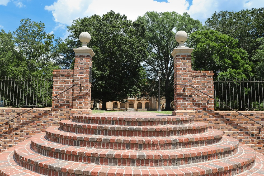 Sunken Garden entrance