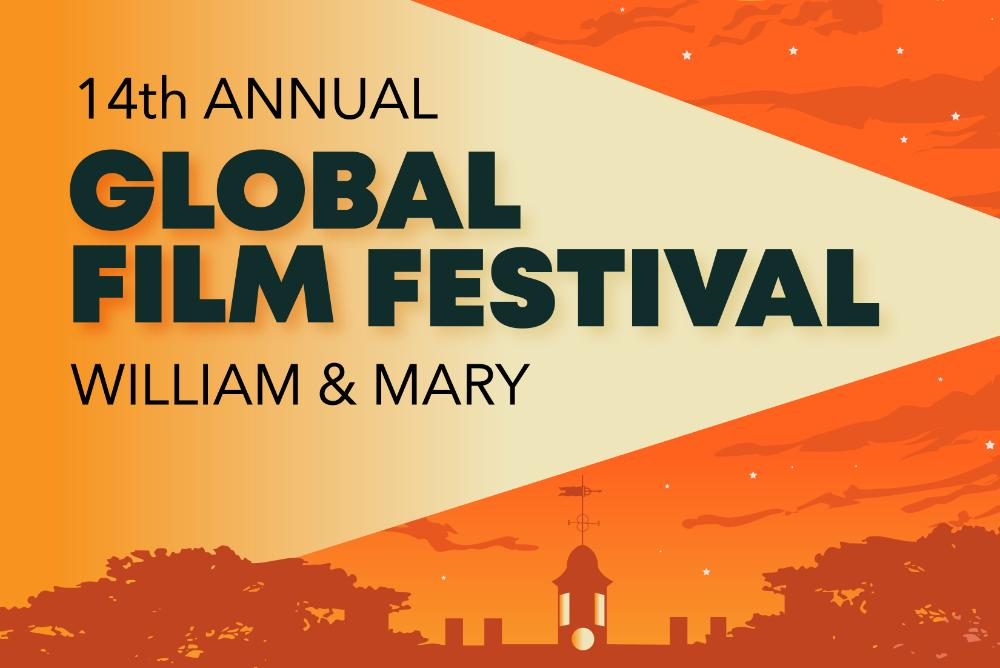 W&M Global Film Festival Poster