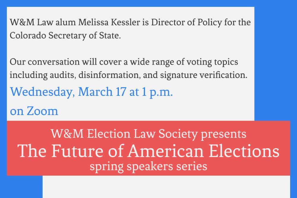 Melissa Kessler Event