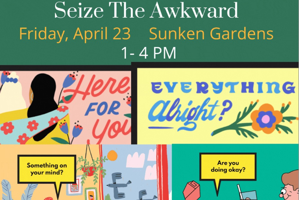 Seize the Awkward Campaign