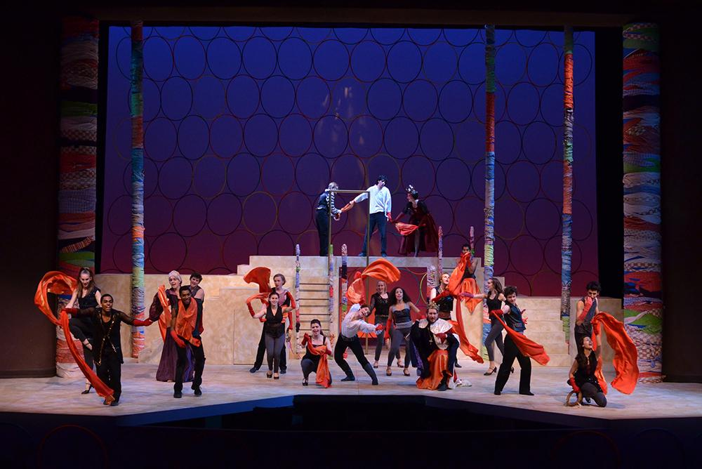 indoors, inside, people, arts, theatres, theatre, stages, pbk, phi beta kappa, actors, costumes